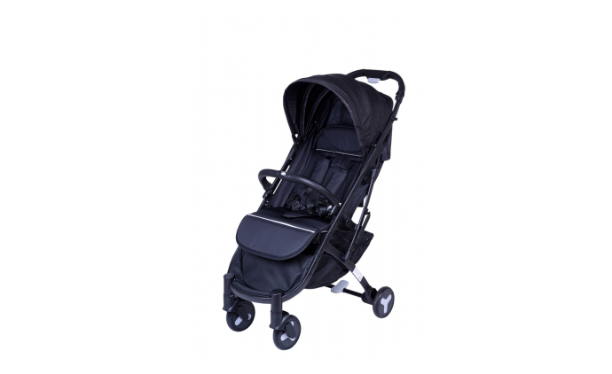 Diamond stroller Black