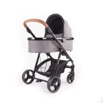 Fresh 3.0 carry cot grey