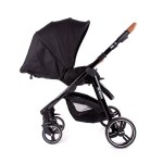 Fresh rev pushchair black