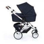 Salsa 4 shadow carry cot extendable canopy