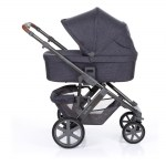 Salsa 4 street carry cot extendable canopy9