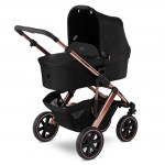 Salsa Rose Gold carrycot