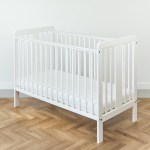Star Cot woodies col white 2