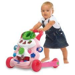 chicco activity walker pink 2